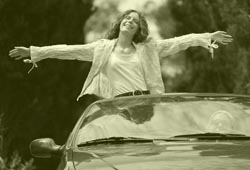 A new windshield is a great feeling